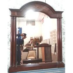 marco con espejo medidas x