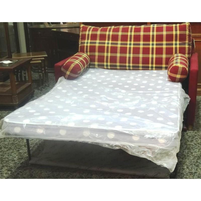 Muebles campillo sofa cama for Sofa cama 2 plazas y media