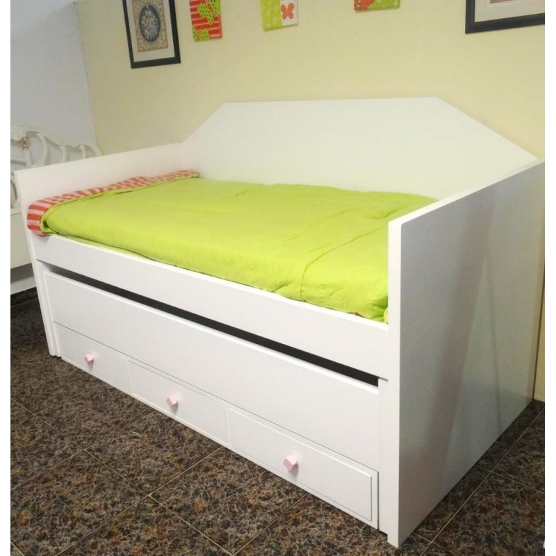 Muebles campillo cama nido - Camas nido de 105 cm ...