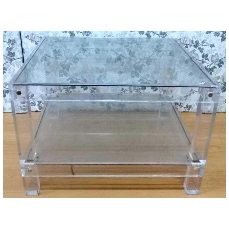 Muebles campillo mesas centro metalcrilato - Mesa centro metacrilato ...