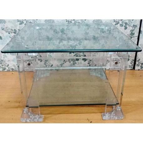 Muebles campillo mesa metacrilato - Mesa centro metacrilato ...