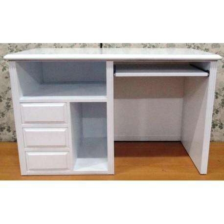 Muebles campillo mesas estudio - Mesa de estudio blanca ...