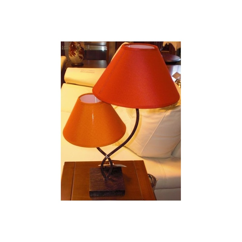 Muebles campillo lampara sobremesa - Lampara de mesilla ...