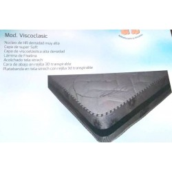 COLCHON ARTEFLEK VISCOCLASIC  20/Cm